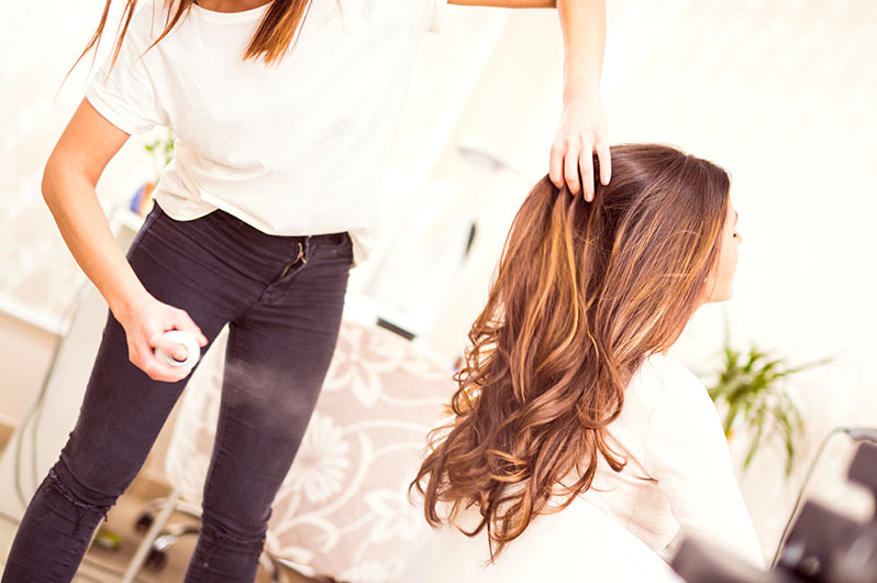 Legacy Salons & Day Spa Hair Styling