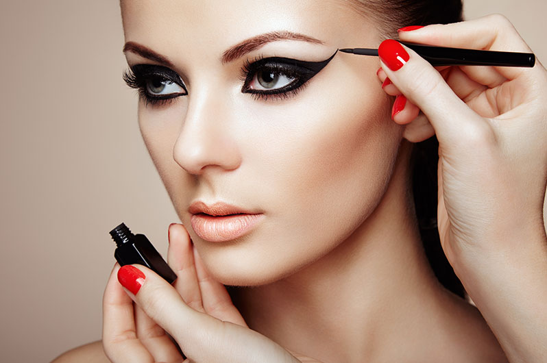 Legacy Salons & Day Spa Makeup Services