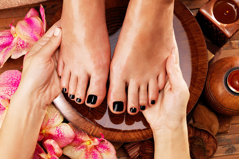 Legacy Salons & Day Spa Pedicures